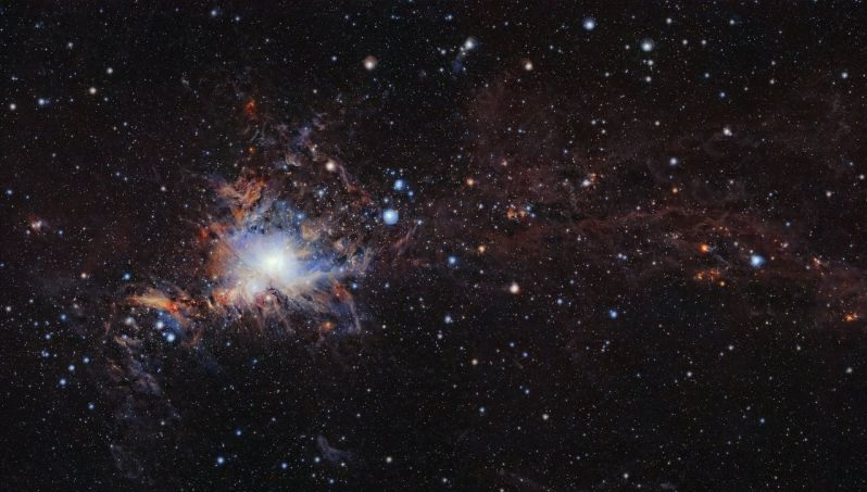 Orion A molecular cloud